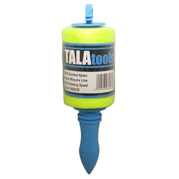 Tala Yellow Builder's Line On Winder 500ft