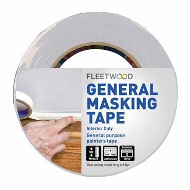 "Fleetwood 1"" Masking Tape"