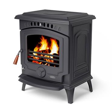 Waterford Stanley Tara Boiler Stove Matt Black