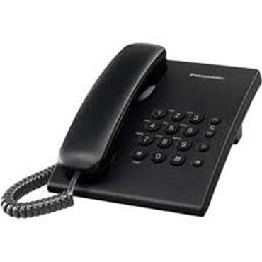 Pansonic Desk Phone Black