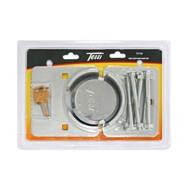 Tessi Van Door Lock And Hasp Set 73mm