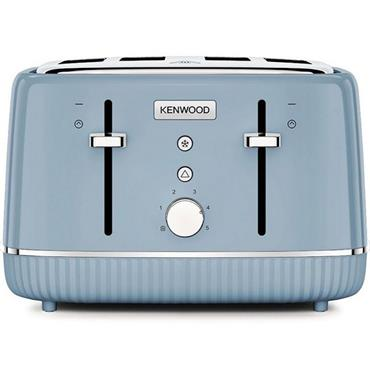 Kenwood Elegancy 4 Slice Blue Toaster