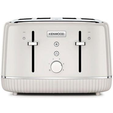 Kenwood Elegancy 4 Slice Toaster Cream