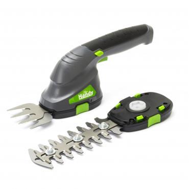 Handy 3.6v Cordless Shrub Shear & Grass Blade