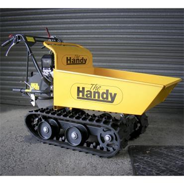Handy Petrol Mini Dumper 300kg Load