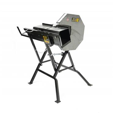 Handy Electric Saw Bench with Guard