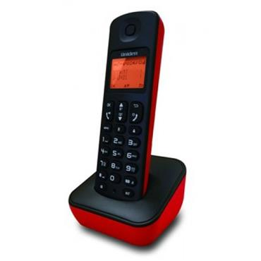 Uniden Dect Phone Red