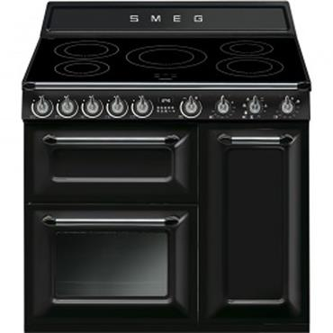 SMEG 90 Traditional 3 Cavity Induction Cooker