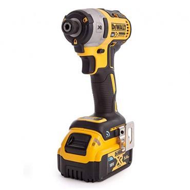 Dewalt XR Brushless Tool Bluetooth Drill Driver 18v 5ah Li-Ion Kit