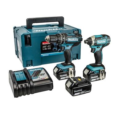 Makita 2pce Kit 18v