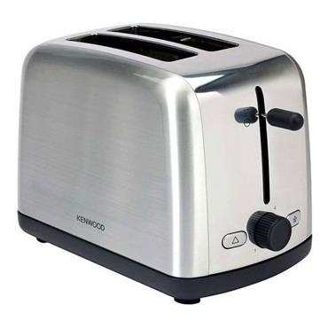 Kenwood Stainless Steel 2 Slice Toaster