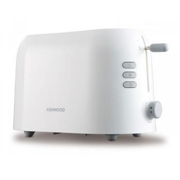 Kenwood 2 Slice White Toaster With Illuminated Controls
