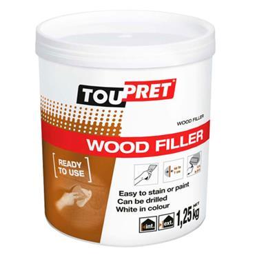 Toupret Wood Repair Filler 1.25kg
