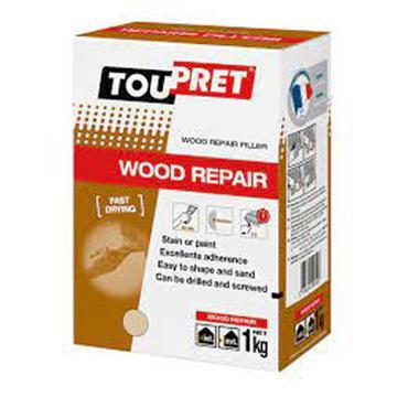 Toupret Wood Repair Filler 1kg