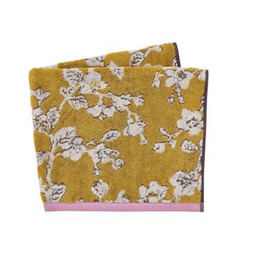 Helena Springfield Bouvardia Towel Bath  Sheet  Honey