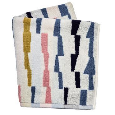 Helena Springfield Cosmos Bath Towel Navy