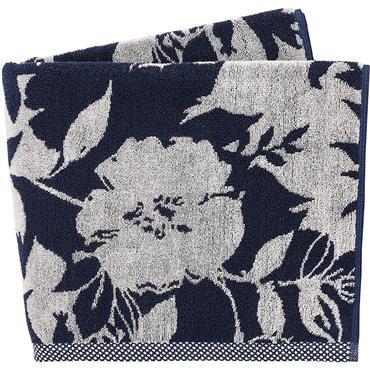Helena Springfield Lilium Towel Bath Sheet Indigo