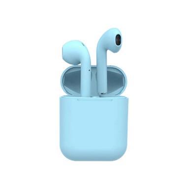 Streetz True Wireless Earbuds Blue