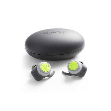 Boompods True Wireless Bluetooth Earbuds Grey