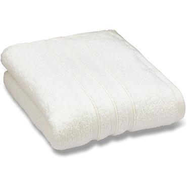 Catherine Lansfield Bath Sheet Zero Twist Cream