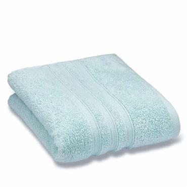 Catherine Lansfield Zero Twist Bath Sheet Duck Egg