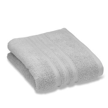 Helena Springfield Zero Twist Bath Sheet Silver