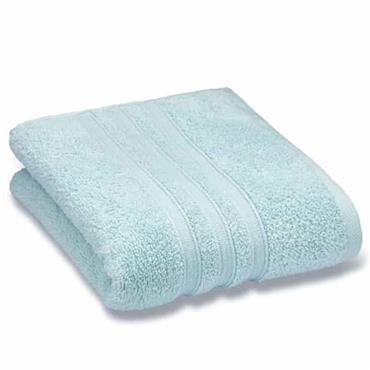Catherine Lansfield Zero Twist Duck Egg Hand Towel