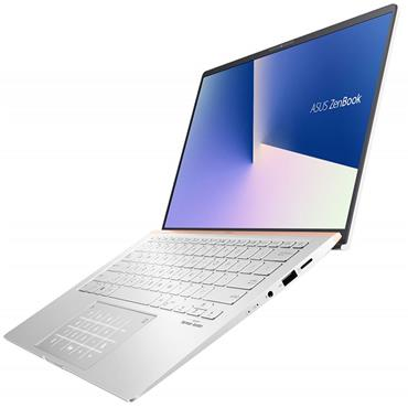 "Asus Zenbook 14"" Premium Silver Laptop"