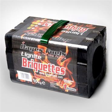 Lignite Briquette 10kg