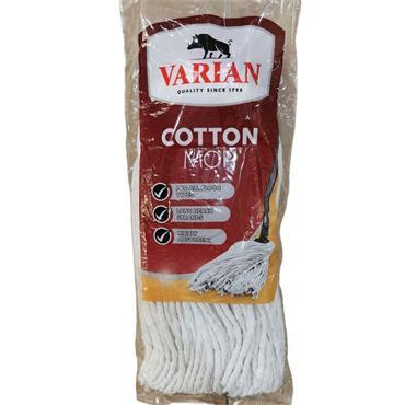 Varian Cotton Bleached Mop Refill