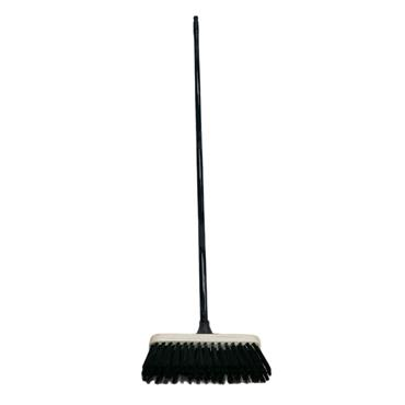 Varian Green Path Brush with Metal Handle
