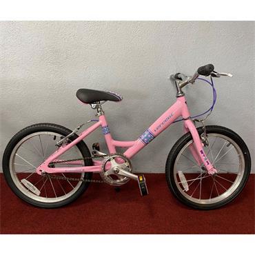 "Vercelli Star 18"" Single Speed Girls Pink"