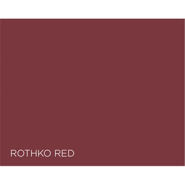Vogue Sample Pot Rothko Red