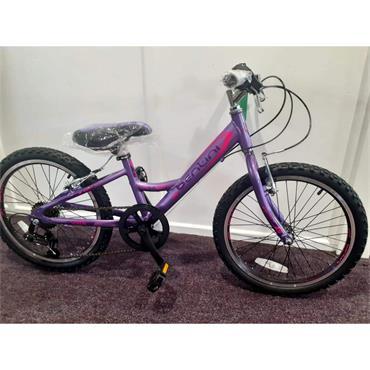 """Bentini Vixen Girls Alloy 20"""" Bike"""