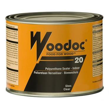 Woodoc 20 Indoor Polyurethane Clear Gloss 500ml