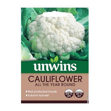 Unwins Cauliflower All The Year Round