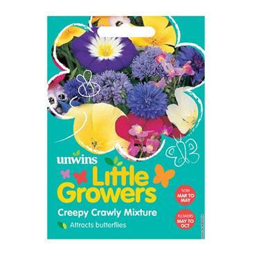 Unwins Little Growers - Creepy Crawly Mixture