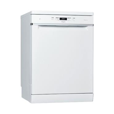 Whirlpool 14 Place White Free Standing Dishwasher