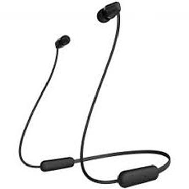 Sony Wireless Earbuds Black