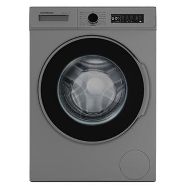 Nordmende 7kg 1200 Spin Washing Machine Silver