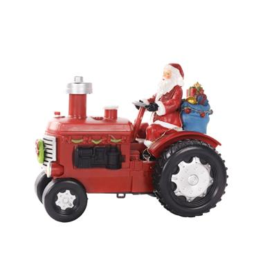 Mercer 18cm LED Tractor With Smoke