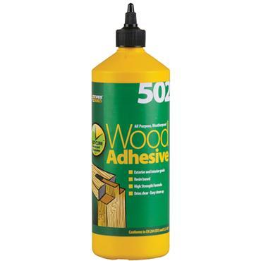 Everbuild 502 Wood Adhesive 250ml