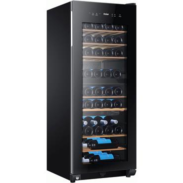 Haier 53 Bottle Freestanding Wine Cabinet