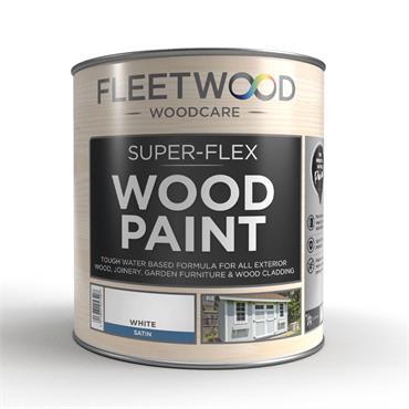 Fleetwood Super Flex White 2.5L