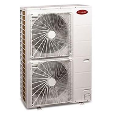 Waterford Stanley 12kw Heat Pump & 200L Unit