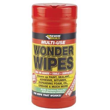 Wonder Wipes Trade Tub