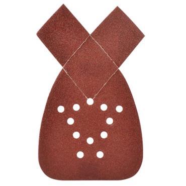 Black & Decker X31024 Mouse Sanding Sheets Assorted 5pk