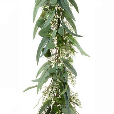 Helmsley Foliage Garland 152cm