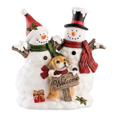 Aynsley Welcome Snowmen