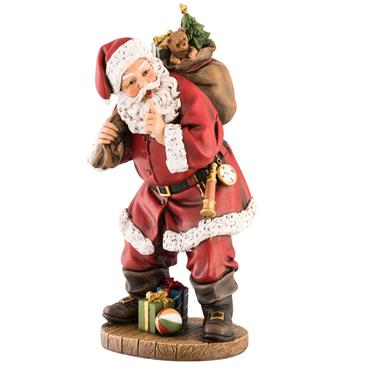 Aynsley Night Before Christmas Santa